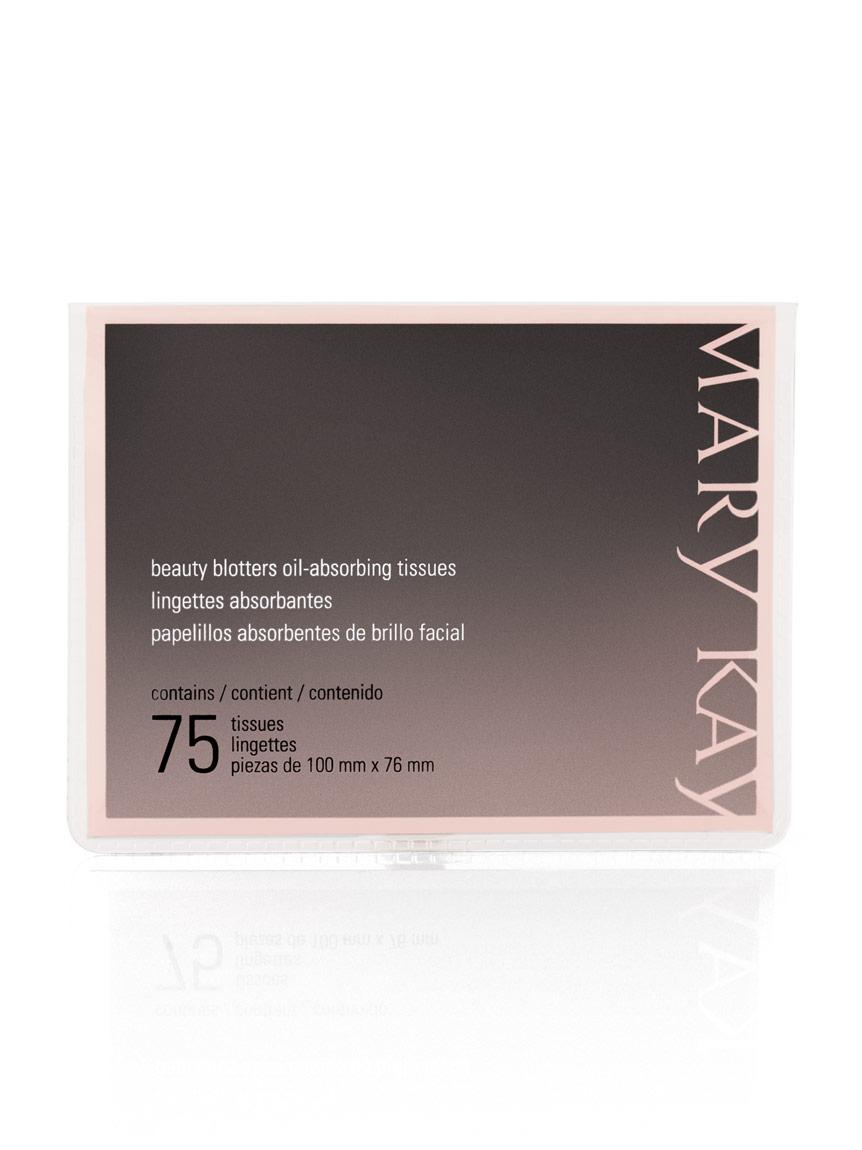 Lingettes absorbantes Beauty Blotters Mary Kay