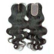 Closure Indien Bouclé Body Waves