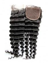Closure Indien Bouclé Deep Curls