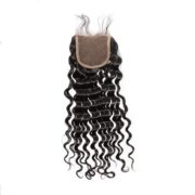 Closure Malaisien Bouclé Deep Wave