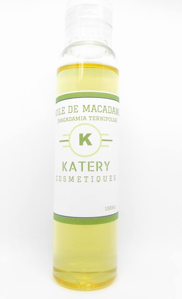 L'huile de Macadamia
