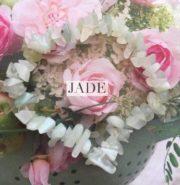 Jade Crystal Healing Chip Bracelets