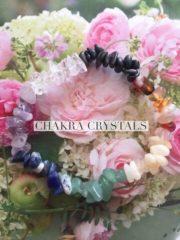 Crystal Healing Chip Bracelets - Chakra Crystals