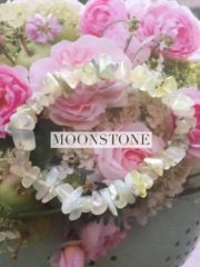 Moonstone Crystal Healing Chip Bracelets