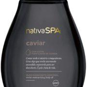 oBoticario nativaSPA caviar body oil 250ml