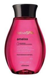oBoticario nativaSPA plum ameixa body oil 250ml