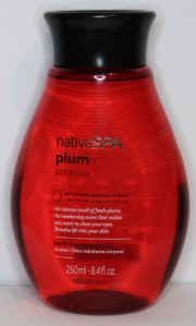 oBoticario nativaSPA plum ameixa body oil 250ml v2